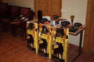 Klubbkamp 2015-Prisbord