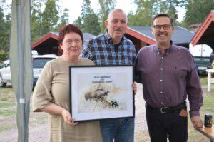 Årets uppfödare 2017: Pernilla och Christer och Klefmarkens kennel